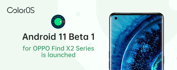 Seri OPPO Find X2 Terima Pembaruan ColorOS Versi Beta Android 11