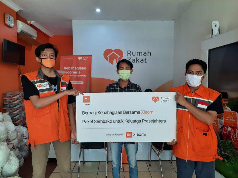 Xiaomi Bantu Keluarga Terdampak Pandemi dengan Donasi Senilai Rp 1 Miliar