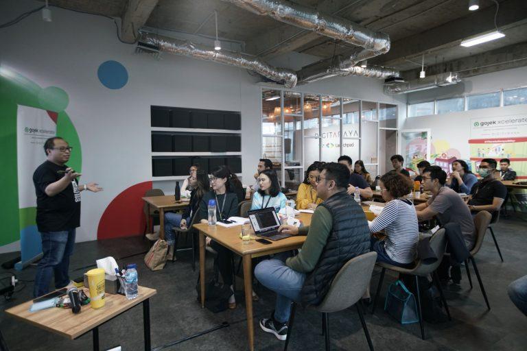 Gojek Xcelerate Bekali 11 Startup Terpilih Beragam Teknik Pelatihan, Salah Satunya MVP