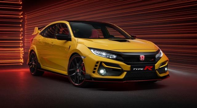 Tersedia 100 Unit, Honda Civic Type R Limited Edition Ludes Terjual di Kanada