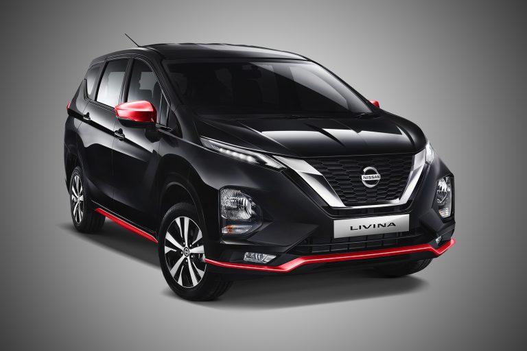 Hanya Ada 100 Unit, Nissan Luncurkan Nissan Livina dengan Sporty Package