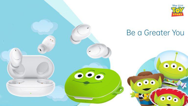 Oppo Indonesia Perkenalkan Oppo Enco W11 Edisi Disney dan Tokoh Toy Story