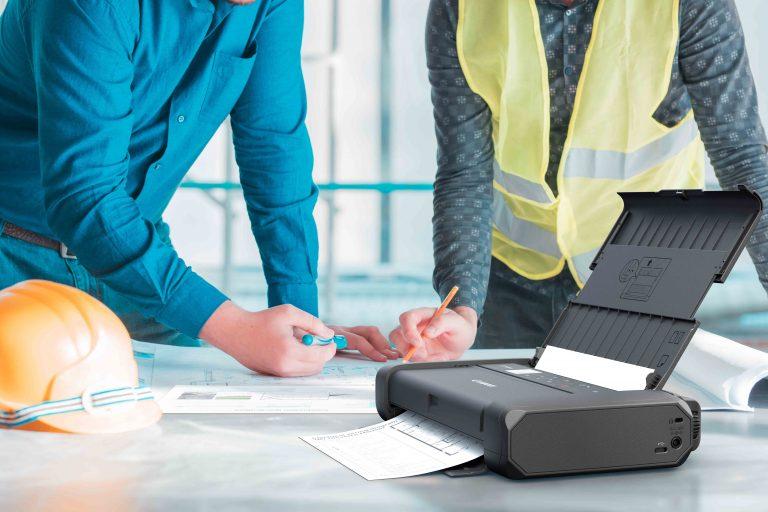 Datascrip Luncurkan Canon PIXMA TR150, Printer Portabel untuk Kondisi New Normal