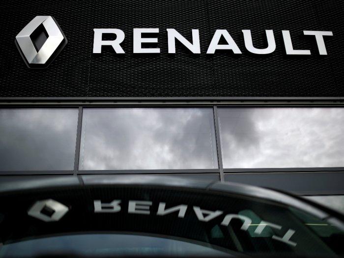 Krisis Pandemi Covid-19, Renault PHK 15.000 Pekerja