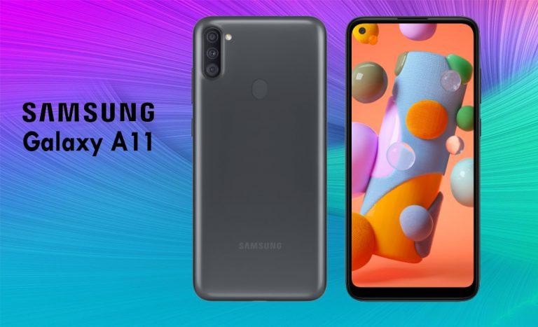 Samsung Galaxy A11 Hadir di Indonesia, Flash Sale Rp 1.999.000