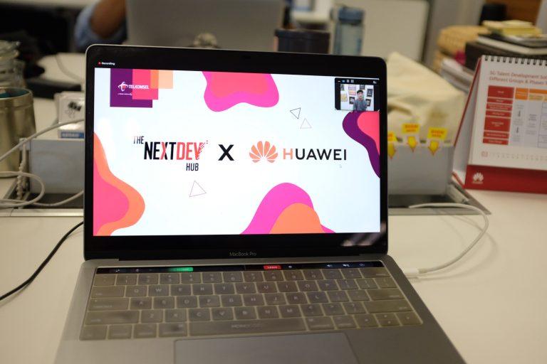 Pegiat Ekosistem Digital Siap Nikmati Sajian dari The NextDev x Huawei