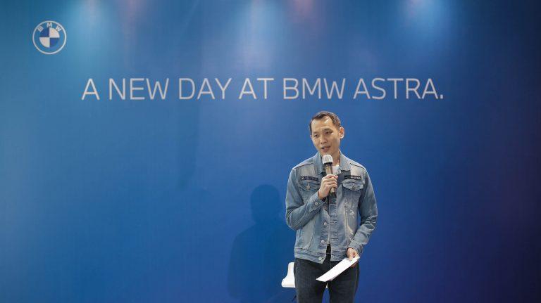 Begini Gaya BMW Astra Terapkan Standar Keamanan di Kondisi 'New Normal'