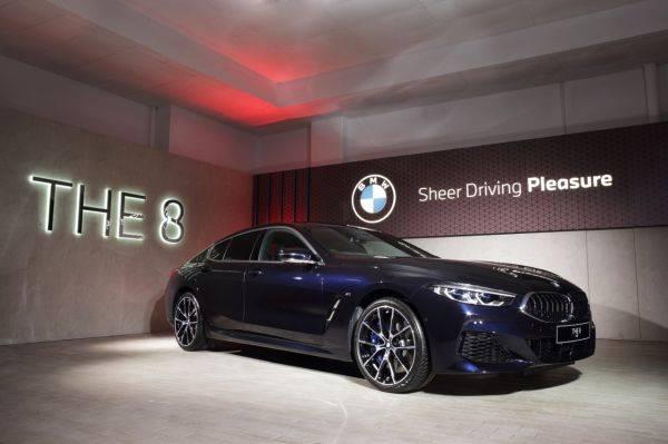 The New BMW 840i Coupé M Technic Hadir Perdana dalam BMW Indonesia Private Sale