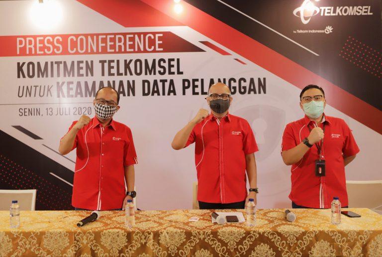 Patuhi Aturan, Keamanan Data Pelanggan Telkomsel Tetap Terjaga