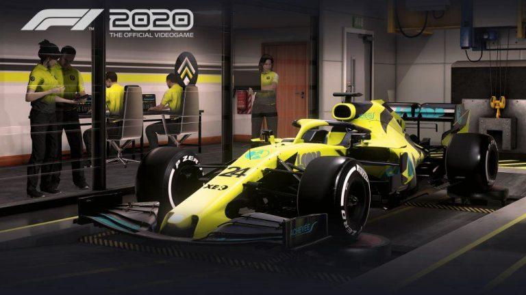 F1 2020 Resmi Meluncur, Penuhi Hasrat Pecinta Gim Balapan