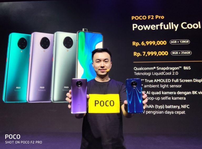 Spesifikasi Sangar, Siapa yang Dibantai POCO F2 Pro?