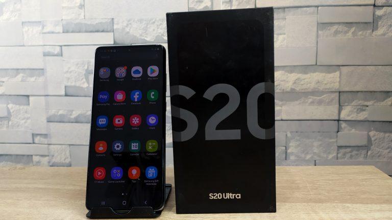 Review Samsung S20 Ultra: Mewah, Kencang, dan Unggul di Fitur Kamera
