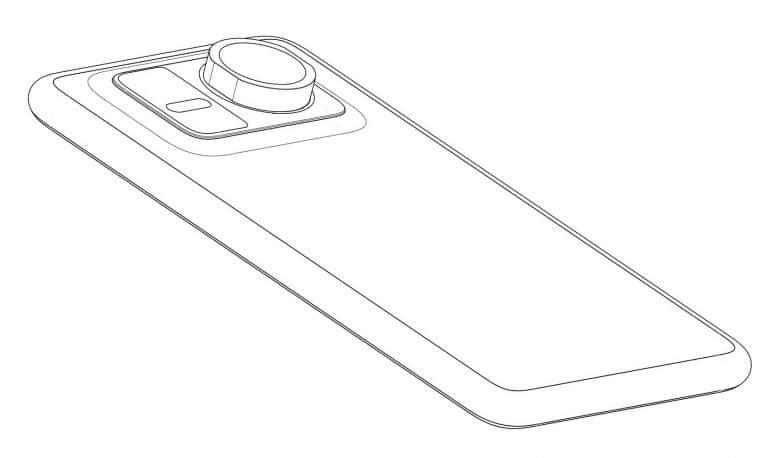 Mirip Moto Mods, Huawei Patenkan Desain Lensa yang Tersemat di Kamera Utama