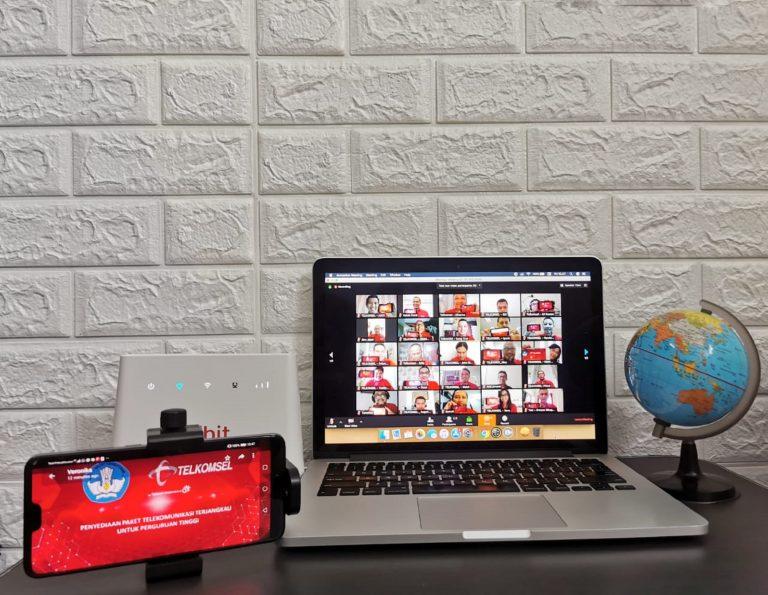 Tok! 4.000-an Perguruan Tinggi Kini Bisa Nikmati 'Bantuan Kuota Terjangkau' dari Telkomsel