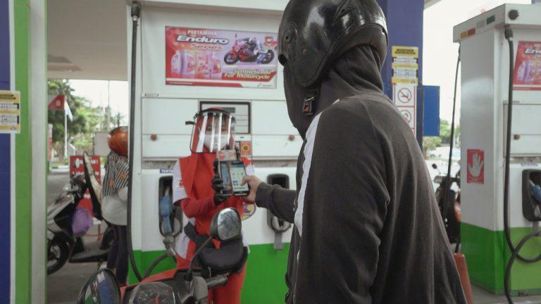 Hadapi New Normal, Transaksi Non Tunai di SPBU Kota Surabaya Meningkat 5 Kali Lipat