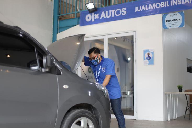 OLX Autos Indonesia Rangkum Tren Pasar Mobil Bekas 2020