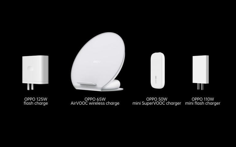 Oppo Perkenalkan Teknologi Pengisian Daya Super Cepat, 125W SuperVOOC Flash Charge