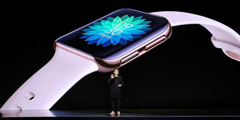 Oppo Watch dengan Wear OS Mulai Debut 31 Juli 2020
