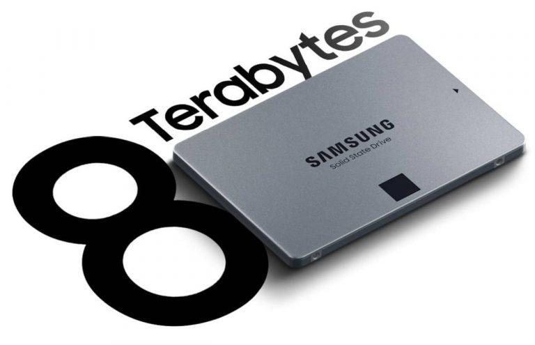 Konsumen Butuh SSD Kapasitas Besar, Samsung Hadirkan SSD QVO 870 8 TB