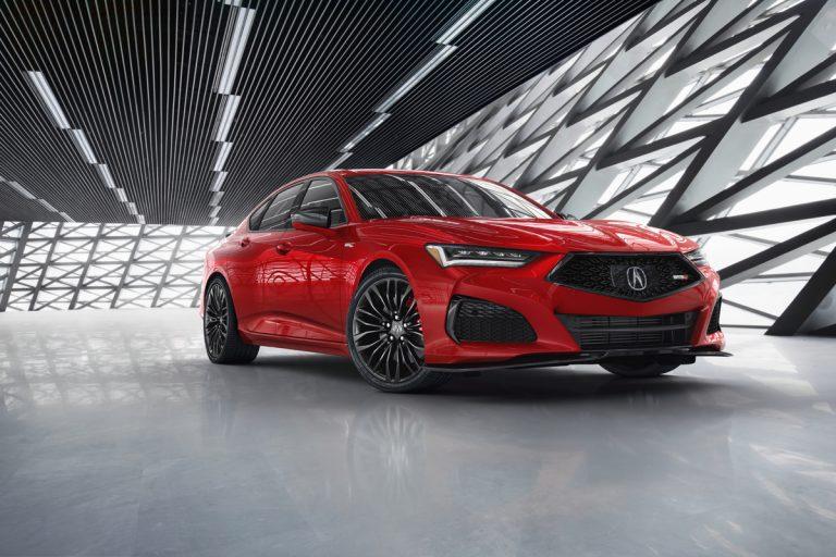 All New Acura TLX Usung Teknologi 'Front Passenger Airbag' Pertama di Dunia, Manfaatnya?