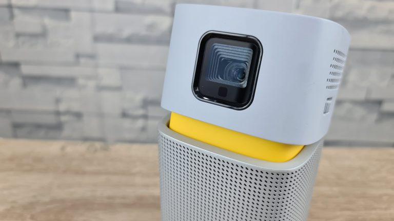 Review BenQ GV1: Mini Portable Projector dengan Kemampuan Multi-Koneksi