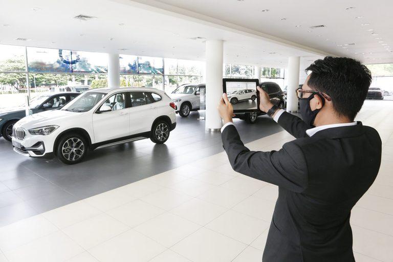 Hadirkan Pengalaman Virtual Menarik, BMW Indonesia Luncurkan Situs Interaktif
