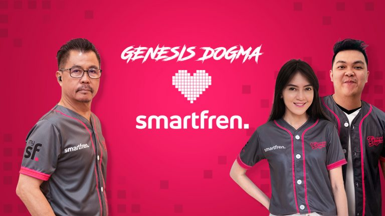Smartfren dan Genesis Dogma Jalin Kerja Sama Hadirkan Edukasi Virtual dan Lifestyle Esports