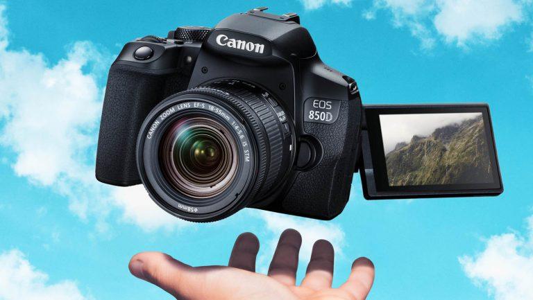 Canon Perkenalkan Kamera DSLR Entry Level Terbaru EOS 850D, Kini dengan Fitur Semi-Pro