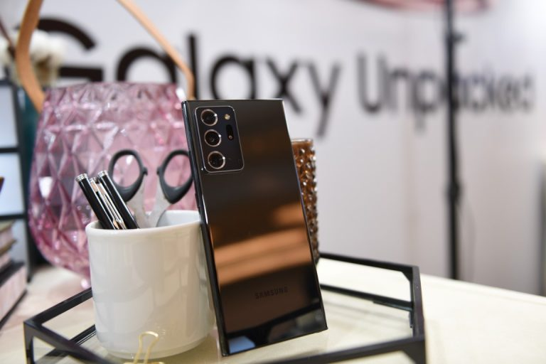 Desain Timeless dan Kamera Pro Grade Jadi Daya Tarik Samsung Galaxy Note20 Series
