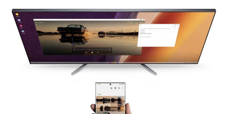 Perjalanan Samsung DeX yang Semakin Sempurna, Galaxy Note20 Series Kini Mengadopsi Wireless DeX