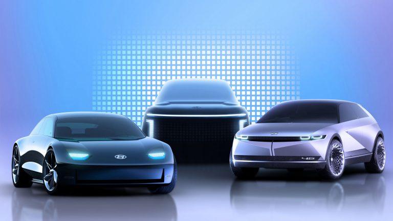 Resmi Jadi Sub-Merek Kendaraan Listrik Hyundai, Ioniq Akan Perkenalkan Tiga Model Baru
