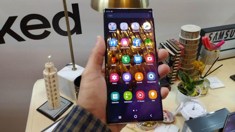 Empat Alasan Ini Bikin Samsung Galaxy Note20 Series Optimal Mendukung Produktivitas, Kamu Harus Punya!