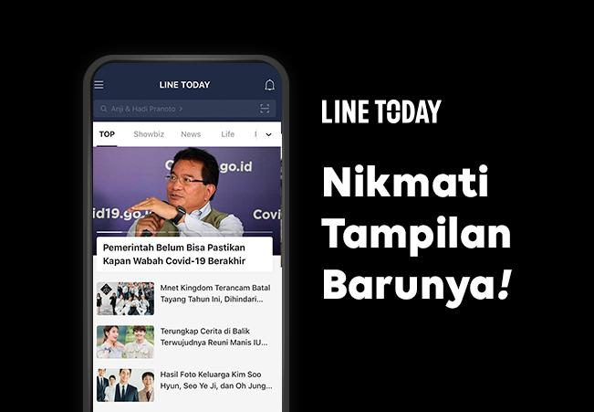 Baca Berita Lebih Nyaman, LINE TODAY Luncurkan Fitur Baru