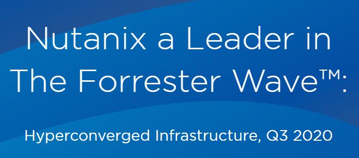 Raih Skor Tertinggi, Nutanix Sabet Predikat Leader dalam Hyperconverged Infrastructure