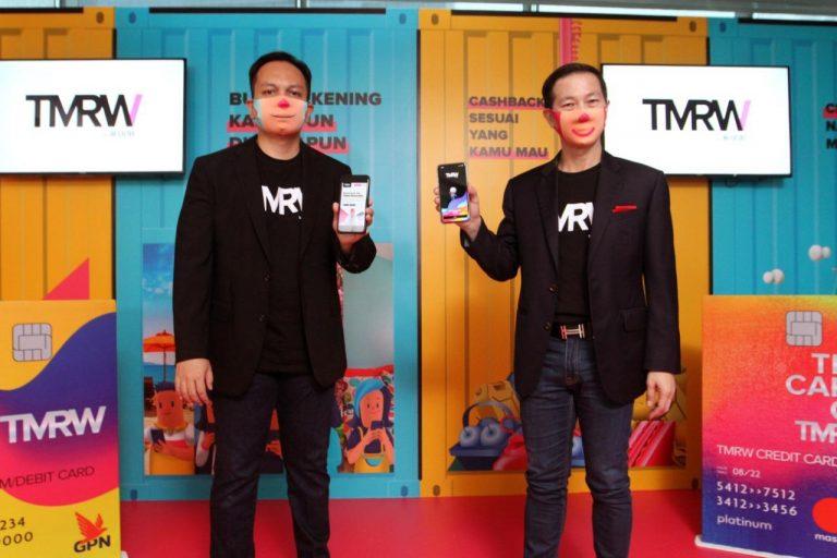 Sarat Fitur dan Manfaat, Bank Digital TMRW Resmi Meluncur di Indonesia
