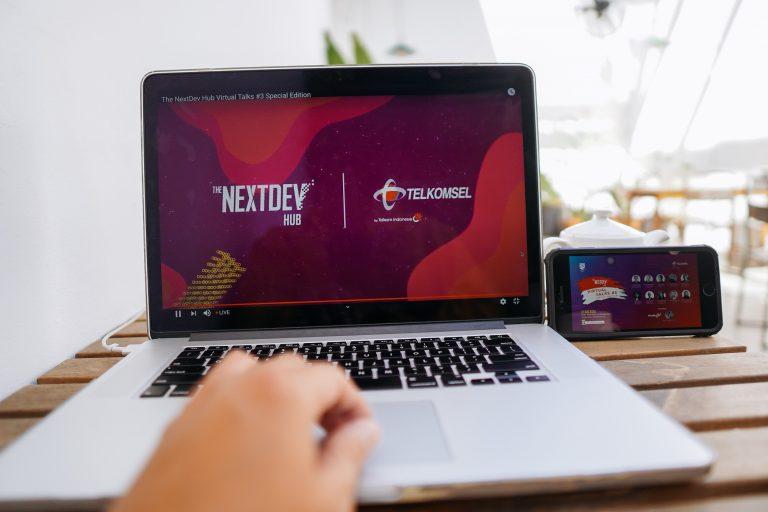 The NextDev Hub Virtual Talks Edisi Ketiga: Dorong Inovasi Ekosistem Digital di Indonesia