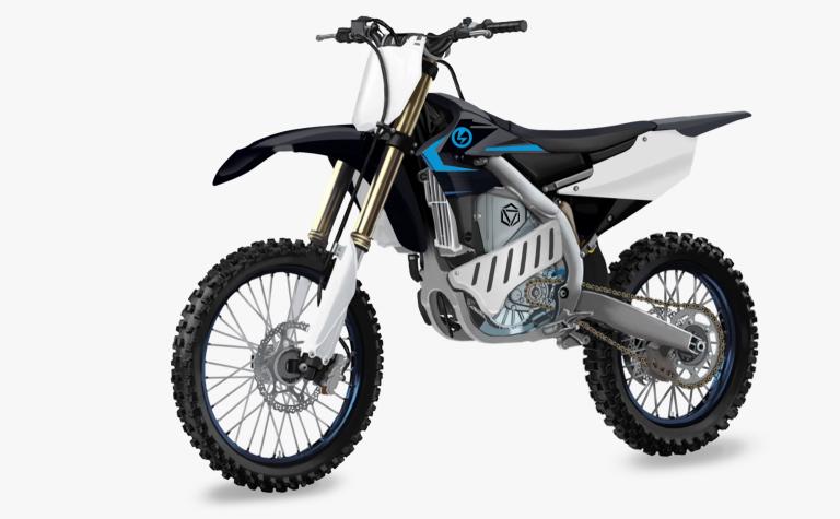 Digarap Keroyokan, Yamaha Bangga Luncurkan Motor Trail Listrik Baru