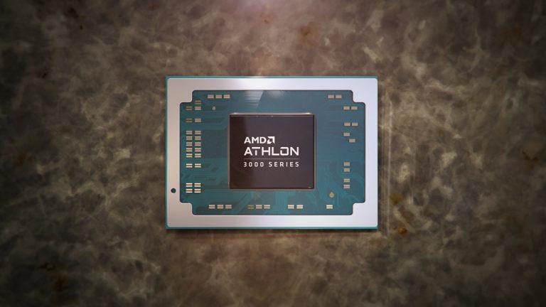 """AMD Luncurkan Prosesor Mobile AMD Ryzen™ dan Athlon™ 3000 C-Series, Prosesor Mobile Chromebook Berbasis """"Zen"""" Pertama"""