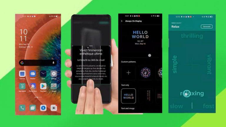 Oppo Perkenalkan ColorOS 11, Akan Hadir di 28 Smartphone Oppo