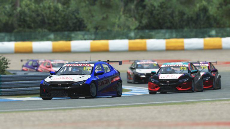 Berlangsung Sengit, 10 Orang Ini Sukses Raih Podium di Ajang Honda Racing Simulator Championship