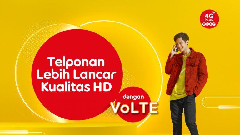 Indosat Ooredoo Resmi Hadirkan Layanan VoLTE, Panggilan Suara dan Video Jadi Makin Asyik