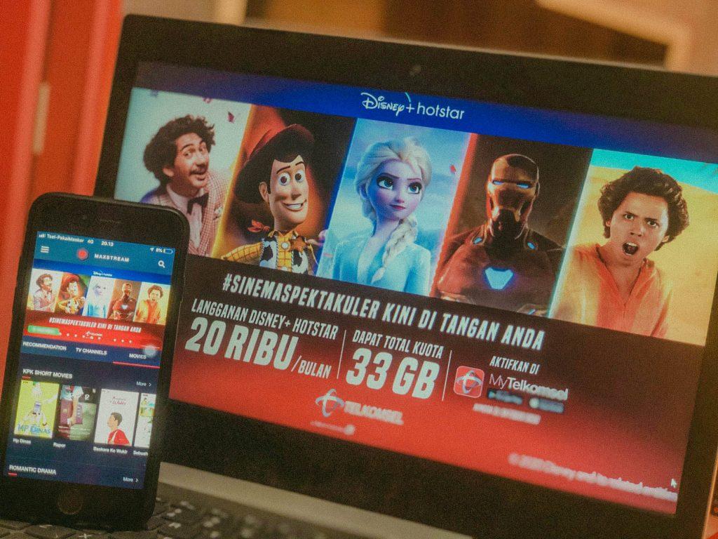 Harga Paketan Sangat Terjangkau! Disney+ Hotstar Sudah ...