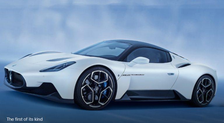Maserati Perkenalkan Prototype MC20, Akan Hadir di Indonesia Tahun Depan
