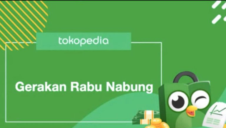 Gerakan Rabu Nabung, Tokopedia Ajak Masyarakat Indonesia untuk Mulai Berinvestasi