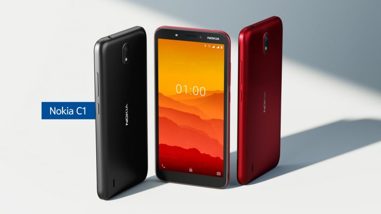 Nokia C1 Sapa Konsumen di Indonesia, Harga Di Bawah Satu Juta!