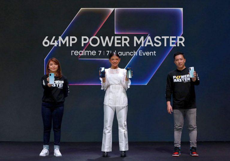 Bawa Kamera 64 MP, RAM 8 GB, dan Storage 128 GB, Realme 7 series Jadi Trendsetter Ponsel Kelas Menengah