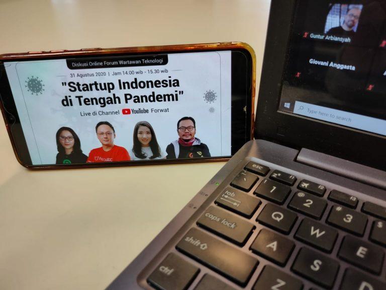 Mindset Pendiri Startup Berperan Penting Meskipun Diterpa Badai Pandemi