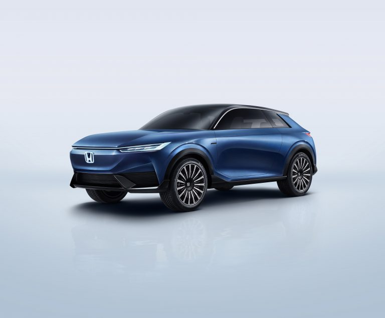 Pertama Kali di Dunia, Honda SUV E:Concept Mejeng di Beijing International Automotive Exhibition 2020