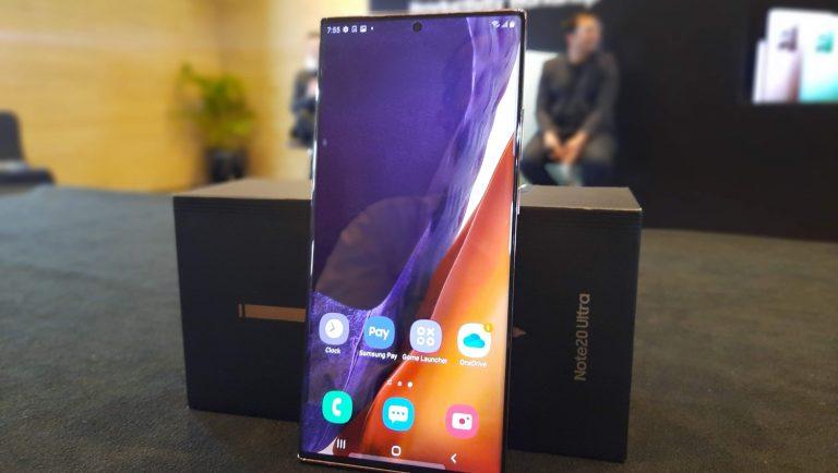 Peter Shearer Sangat Terbantu Produktivitasnya dengan Keberadaan Samsung Galaxy Note20 Series