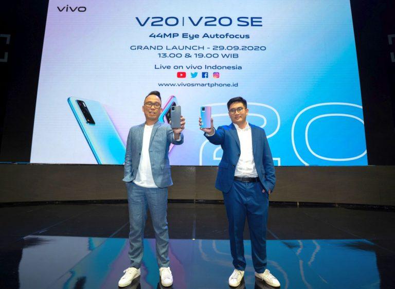 Sudah Gunakan Android 11, Vivo V20 dan V20 SE Sarat dengan Fitur Kamera